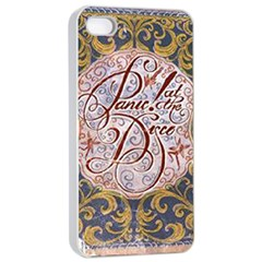 Panic! At The Disco Apple Iphone 4/4s Seamless Case (white) by Samandel