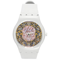 Panic! At The Disco Round Plastic Sport Watch (m)