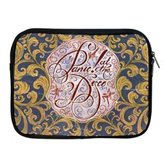 Panic! At The Disco Apple Ipad 2/3/4 Zipper Cases by Samandel