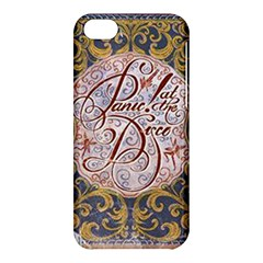 Panic! At The Disco Apple Iphone 5c Hardshell Case by Samandel
