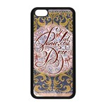 Panic! At The Disco Apple iPhone 5C Seamless Case (Black) Front