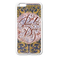 Panic! At The Disco Apple Iphone 6 Plus/6s Plus Enamel White Case by Samandel