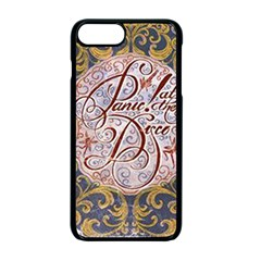 Panic! At The Disco Apple Iphone 7 Plus Seamless Case (black) by Samandel
