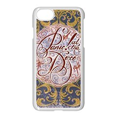 Panic! At The Disco Apple Iphone 8 Seamless Case (white) by Samandel