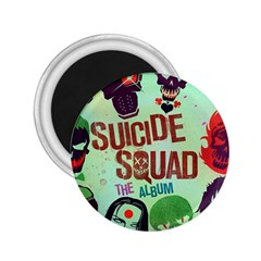 Panic! At The Disco Suicide Squad The Album 2 25  Magnets by Samandel
