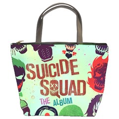 Panic! At The Disco Suicide Squad The Album Bucket Bags by Samandel