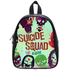 Panic! At The Disco Suicide Squad The Album School Bag (small) by Samandel