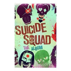 Panic! At The Disco Suicide Squad The Album Shower Curtain 48  X 72  (small)  by Samandel