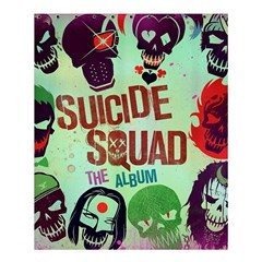 Panic! At The Disco Suicide Squad The Album Shower Curtain 60  X 72  (medium)  by Samandel