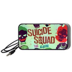 Panic! At The Disco Suicide Squad The Album Portable Speaker by Samandel