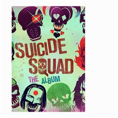 Panic! At The Disco Suicide Squad The Album Small Garden Flag (two Sides) by Samandel