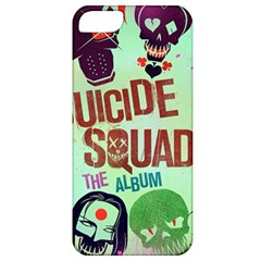 Panic! At The Disco Suicide Squad The Album Apple Iphone 5 Classic Hardshell Case by Samandel