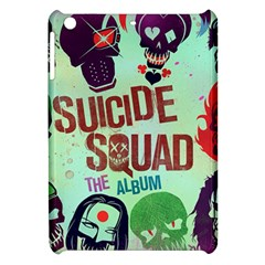 Panic! At The Disco Suicide Squad The Album Apple Ipad Mini Hardshell Case by Samandel