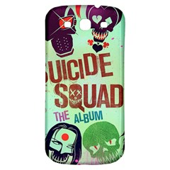 Panic! At The Disco Suicide Squad The Album Samsung Galaxy S3 S Iii Classic Hardshell Back Case by Samandel