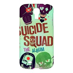 Panic! At The Disco Suicide Squad The Album Samsung Galaxy S4 I9500/i9505 Hardshell Case by Samandel