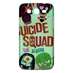 Panic! At The Disco Suicide Squad The Album Samsung Galaxy Mega 5 8 I9152 Hardshell Case  by Samandel