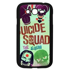 Panic! At The Disco Suicide Squad The Album Samsung Galaxy Grand Duos I9082 Case (black) by Samandel