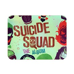 Panic! At The Disco Suicide Squad The Album Double Sided Flano Blanket (mini)  by Samandel