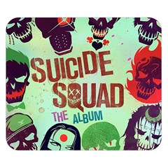 Panic! At The Disco Suicide Squad The Album Double Sided Flano Blanket (small)  by Samandel