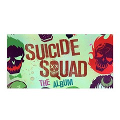 Panic! At The Disco Suicide Squad The Album Satin Wrap by Samandel