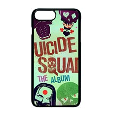 Panic! At The Disco Suicide Squad The Album Apple Iphone 7 Plus Seamless Case (black) by Samandel