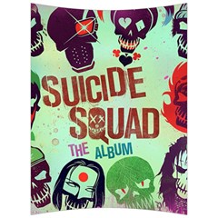 Panic! At The Disco Suicide Squad The Album Back Support Cushion by Samandel