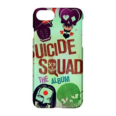 Panic! At The Disco Suicide Squad The Album Apple Iphone 8 Hardshell Case by Samandel