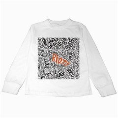 Paramore Is An American Rock Band Kids Long Sleeve T Shirts by Samandel