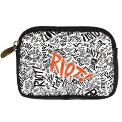 Paramore Is An American Rock Band Digital Camera Cases by Samandel