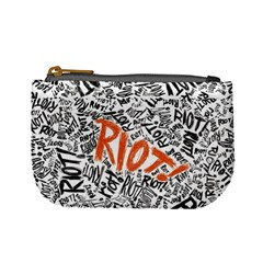 Paramore Is An American Rock Band Mini Coin Purses by Samandel