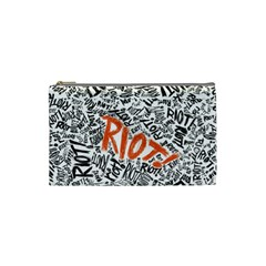 Paramore Is An American Rock Band Cosmetic Bag (small)  by Samandel