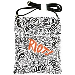 Paramore Is An American Rock Band Shoulder Sling Bags by Samandel
