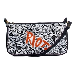 Paramore Is An American Rock Band Shoulder Clutch Bags by Samandel