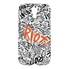 Paramore Is An American Rock Band Samsung Galaxy S4 I9500/i9505 Hardshell Case by Samandel