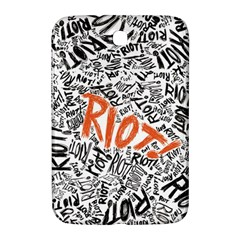 Paramore Is An American Rock Band Samsung Galaxy Note 8 0 N5100 Hardshell Case  by Samandel