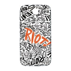 Paramore Is An American Rock Band Samsung Galaxy S4 I9500/i9505  Hardshell Back Case by Samandel
