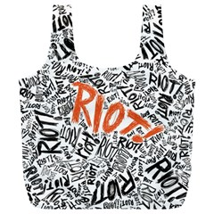 Paramore Is An American Rock Band Full Print Recycle Bags (l)  by Samandel
