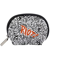 Paramore Is An American Rock Band Accessory Pouches (small)  by Samandel