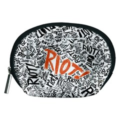 Paramore Is An American Rock Band Accessory Pouches (medium)  by Samandel