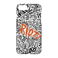 Paramore Is An American Rock Band Apple Iphone 8 Hardshell Case by Samandel