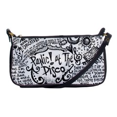 Panic! At The Disco Lyric Quotes Shoulder Clutch Bags by Samandel