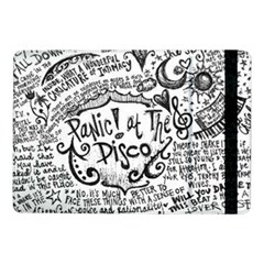 Panic! At The Disco Lyric Quotes Samsung Galaxy Tab Pro 10 1  Flip Case by Samandel