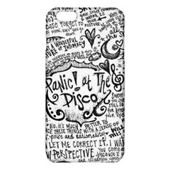 Panic! At The Disco Lyric Quotes Iphone 6 Plus/6s Plus Tpu Case by Samandel