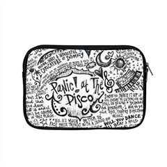 Panic! At The Disco Lyric Quotes Apple Macbook Pro 15  Zipper Case by Samandel