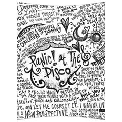 Panic! At The Disco Lyric Quotes Back Support Cushion