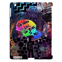 Panic! At The Disco Galaxy Nebula Apple Ipad 3/4 Hardshell Case (compatible With Smart Cover) by Samandel