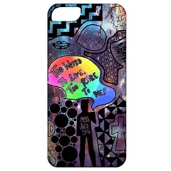 Panic! At The Disco Galaxy Nebula Apple Iphone 5 Classic Hardshell Case