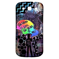 Panic! At The Disco Galaxy Nebula Samsung Galaxy S3 S Iii Classic Hardshell Back Case by Samandel