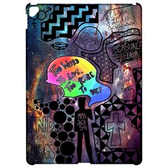 Panic! At The Disco Galaxy Nebula Apple Ipad Pro 12 9   Hardshell Case by Samandel