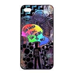 Panic! At The Disco Galaxy Nebula Apple Iphone 4/4s Seamless Case (black) by Samandel